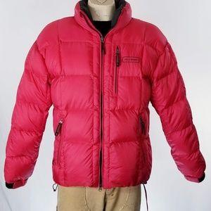 Polo Sport Packable Down Ski Jacket  EUC